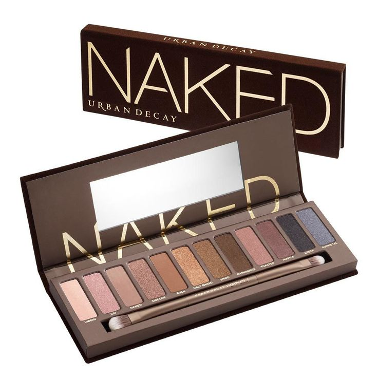These Urban Decay Naked palettes are good quality makeup. All of the shades are highly pigment, easy to apply, and last all day. Each palette comes with a 2 sided make up brush. One side is for applyi