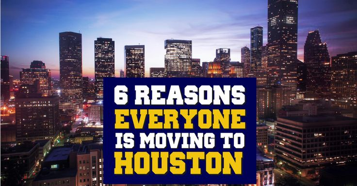 infographic 6 reasons why everyone is moving to houston houston texas pinterest storage. Black Bedroom Furniture Sets. Home Design Ideas
