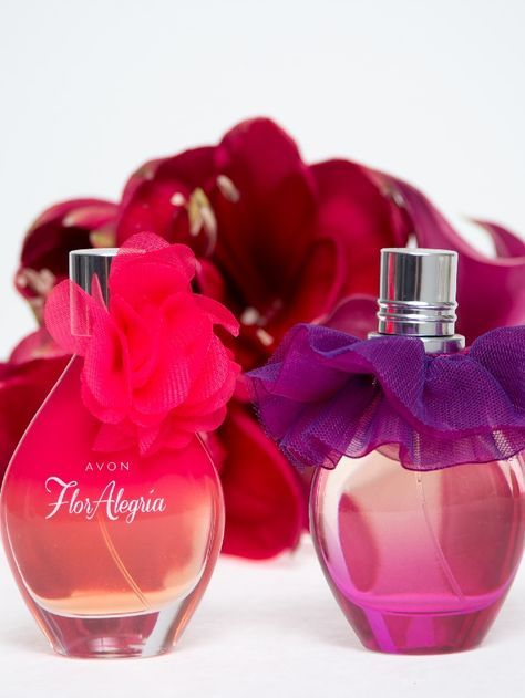 Let yourself blossom with floral fragrant favorites like Avon's Flor Algeria and Flor Violeta fragrances! #AvonRep YOURAVON.COM/CBRENDA007