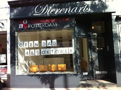 Dierenziekenhuis Rotterdam > Dierenarts NB
