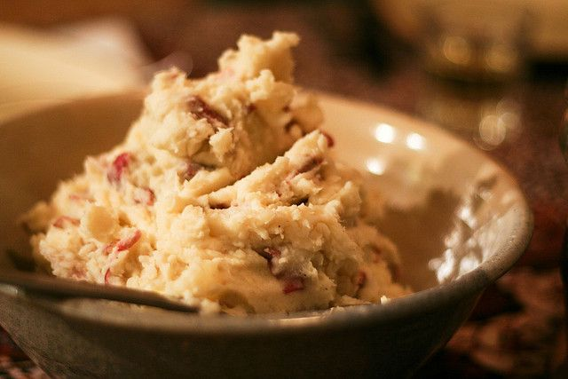 Spice up everyone's favorite part of the meal….the sides! For a new take on  the classic, try my recipe for Corn Mashed Potatoes.