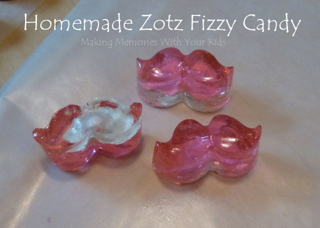 "My daughter and her friends love Zotz Fizzy Candy.  I mean, love them.  Have you heard of Zotz? Zotz Fizzy Candy is a hard candy with a sour, fizzy powder on the inside.  The powder is ""activated"" by saliva (liquid) so when you are sucking on the candy, it all of a sudden fizzes and …"