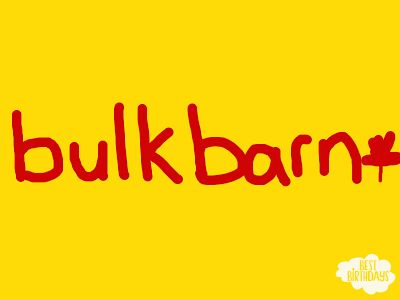 Shopping at Bulk Barn: an Illustrated Guide