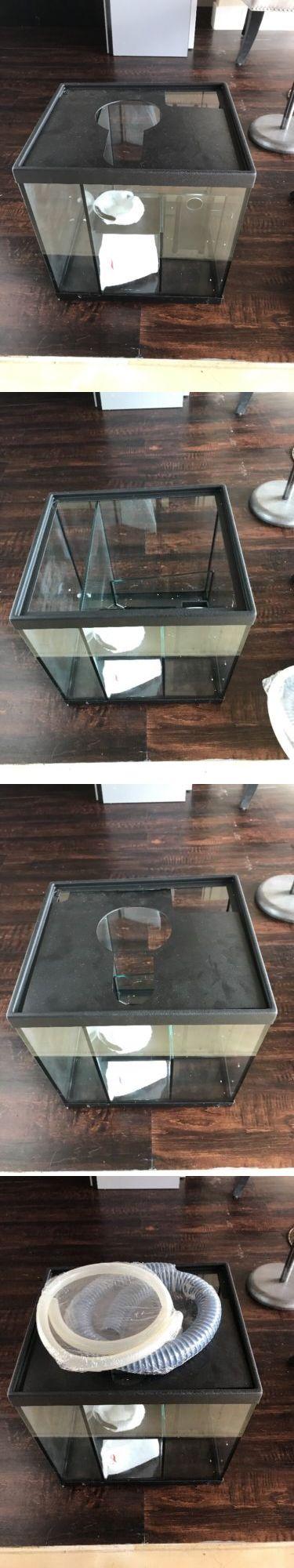Aquariums and Tanks 20755: Elos Mini Oem Aquarium Filter Glass Sump **Blowout Sale -> BUY IT NOW ONLY: $299.99 on eBay!