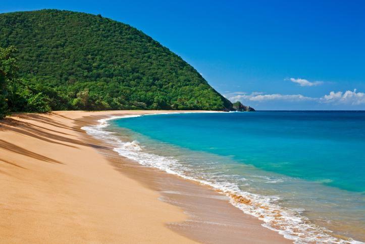 Mooiste exotische stranden Corsica Guqdeloupe
