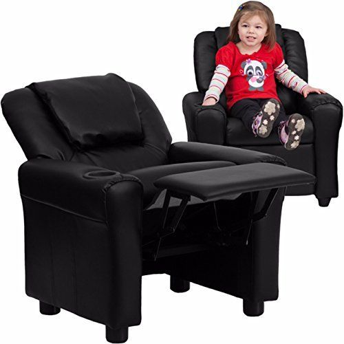 Kids will now be able to enjoy the comfort that adults experience with a comfortable recliner that was made just for them! This chair features a strong wood frame with soft foam and then enveloped in durable leather upholstery for your active child. Choose from an array of colors that will best... more details available at https://furniture.bestselleroutlets.com/children-furniture/chairs-seats/recliners/product-review-for-winston-direct-kids-series-contemporary-vinyl-recliner