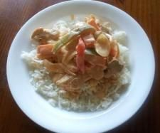 Recipe Chicken Stroganoff – Gluten Free by Crafty Judi - Recipe of category Main dishes - meat