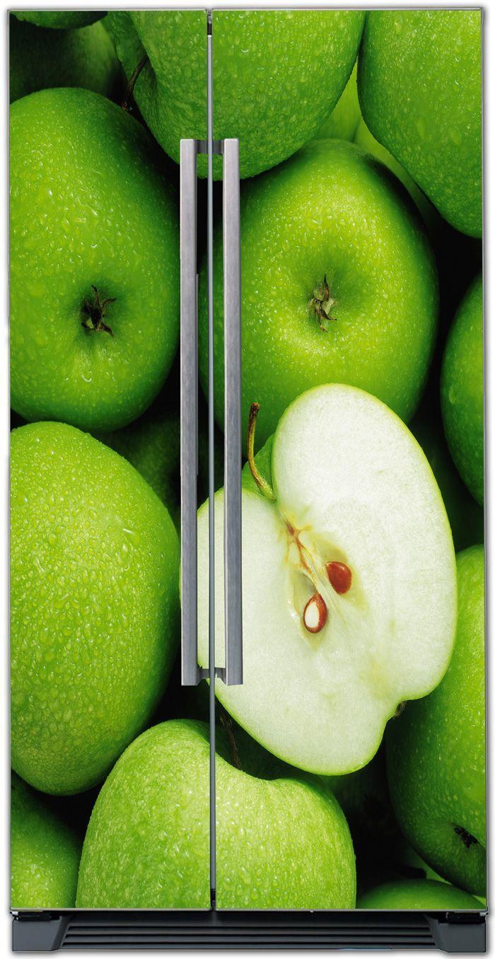 Fridge Stickers Fridge Sticker Apples Fridge Stickers Refrigerator Covers