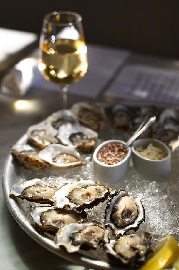 Happy Hour: The time has come, at The Walrus and the Carpenter, for an oyster-rich bar menu By Tan Vinh | The Seattle Times Photo credit: John Lok