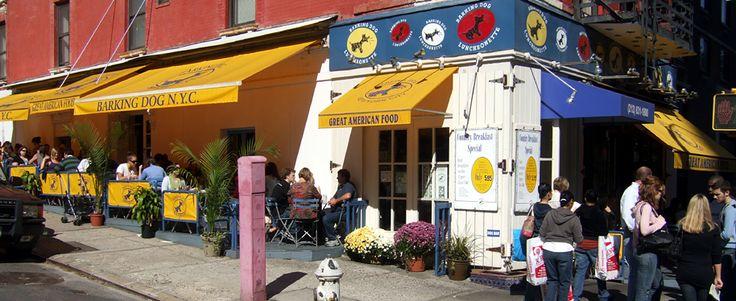 Dog Friendly Restaurants Nyc West Village