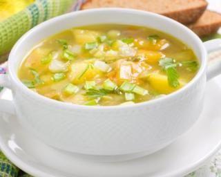 Potage minceur aux légumes : http://www.fourchette-et-bikini.fr/recettes/recettes-minceur/potage-minceur-aux-lgumes.html