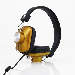 Glam phones: Controli Onear, Glitter Headphones, Gold Glitter, Gold Gold, Controli Glitter, Fab Com, On Ears Headphones, Black Gold, Headphones Gold