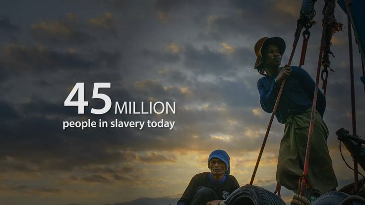 slavery now a day What is modern slavery  literally owned by their masters from the day they are born slavery is also more likely to occur where the rule of law is weaker and .