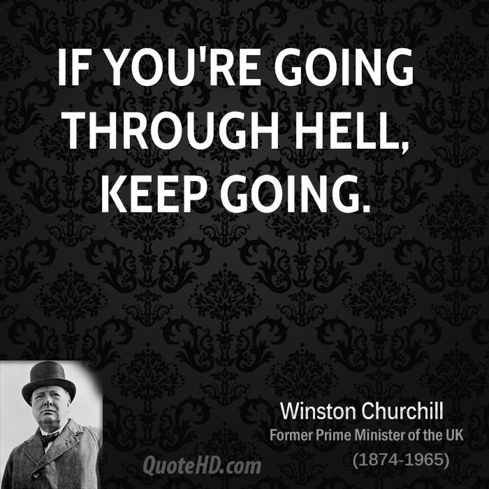 Winston Churchill Quotes Beginning Of The End: Winston Churchill Quotes