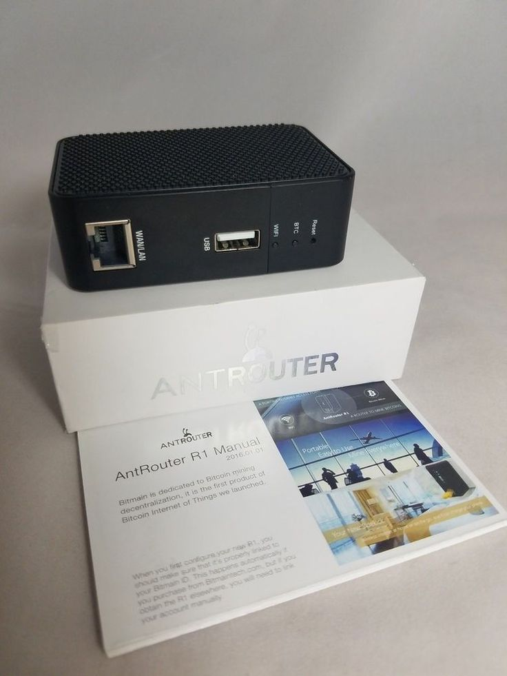 Item specifics     Model:   BTC    Brand:   Bitmain       Bitmain Antrouter R1  Price : 100.00  Ends on : 2 weeks    - #Antrouter, #Bitcoin, #BitcoinMiner, #BITCOINMININGCONTRACT, #GntMining