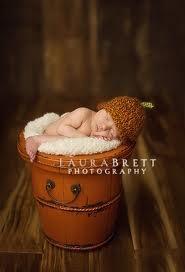 halloween newborn photography - Google Search