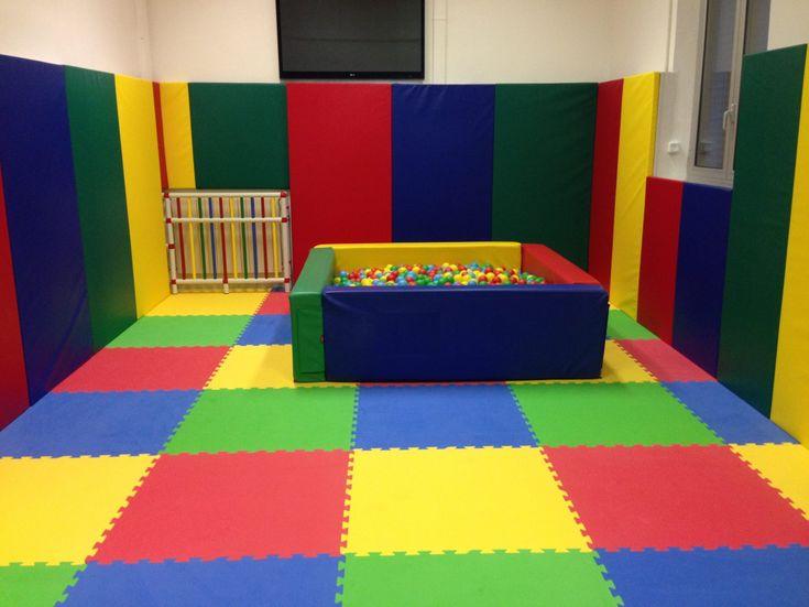Modulo psicomotricità piscina per bambini