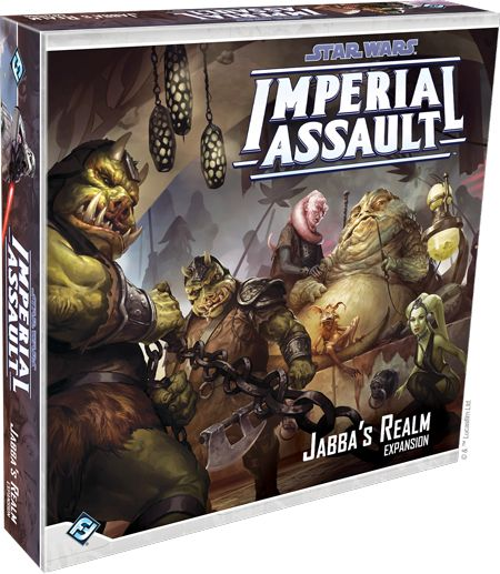 Jabbas Realm Expansion For Imperial Assault  Tabletop Encounters