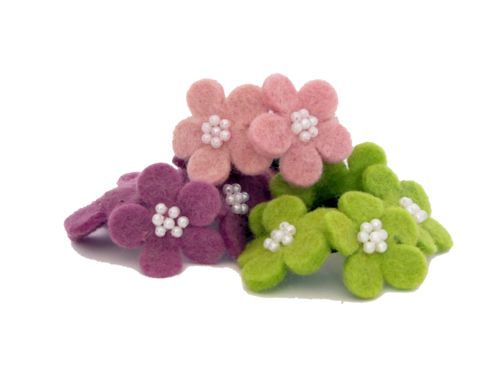 #Hairband #Flowers ( 3 pcs). - $25.00