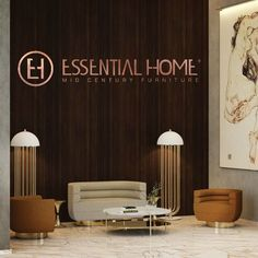 Essential Home is the epitome of retro bohemian design.