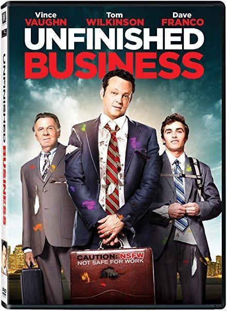Vince Vaughn & Tom Wilkinson - Unfinished Business