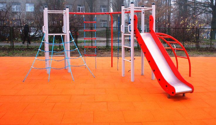 Plac Zabaw Radosna Szkoła, Zielona Góra