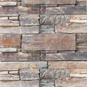 Niewątpliwą zaletą tego kamienia o grubości 2,5–5 cm jest duża wytrzymałość oraz odporność na szkodliwe działanie czynników atmosferycznych (produkt jest również doskonałym izolatorem termicznym). Naturalny kamień zachwyca też bogactwem kolorystyki oraz nieregularną, przykuwająca wzrok fakturą.