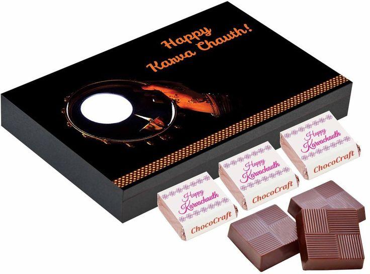 Karvachauth chocolates   Chocolate box