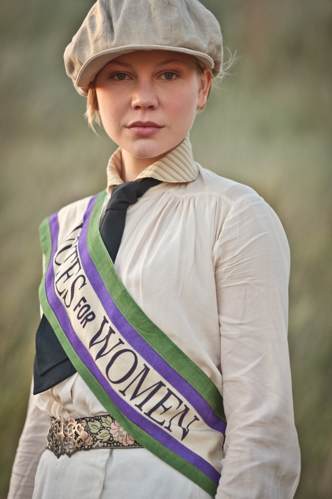 """Adelaide Clemens as """"Valentine Wannop"""" in Parade's End"""