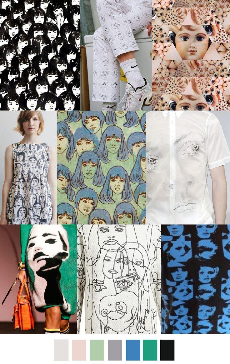 #ranitasobanska #fashion #inspirations AW 16 DOLL FACE