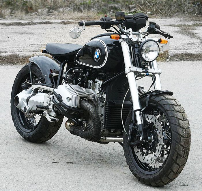 BMW R-bike re-imagined