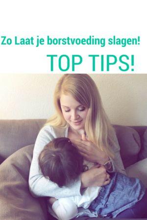 Tips bij borstvoeding (basis) over kolven, tips, tepelzalf en meer om borstvoeding geven te laten slagen en makkelijker te maken.