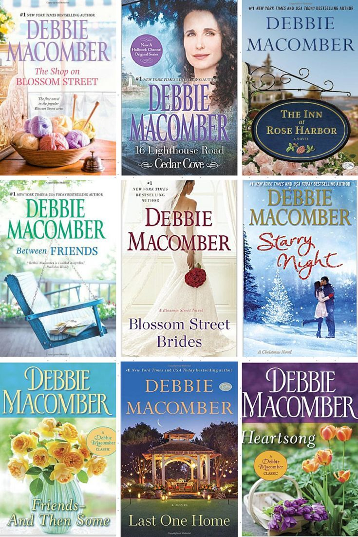 Must-Read Debbie Macomber Novels