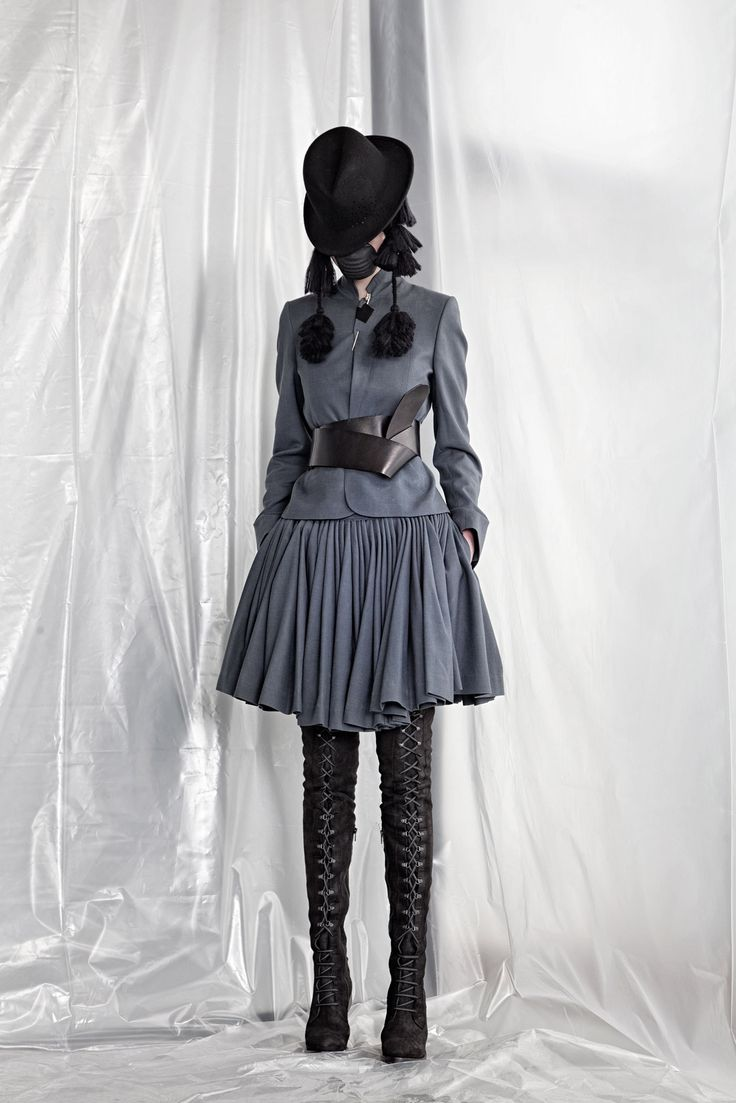 A.F. Vandevorst Fall 2015 Ready-to-Wear - Collection - Gallery - Style.com
