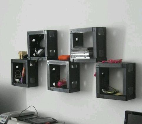 Reciclando antiguas cintas VHS – OBJECTBIS – DISEÑO ECOLÓGICO CREATIVO