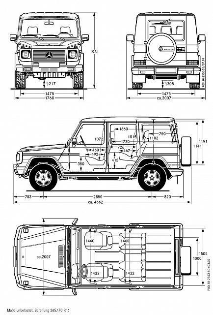 29 best Mercedes-Benz G-Klasse (W463) images on Pinterest