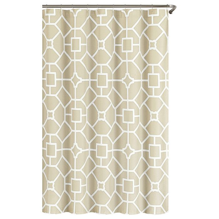 You'll love the Gramercy Shower Curtain at AllModern - With Great Deals on modern Bath  products and Free Shipping on most stuff, even the big stuff.