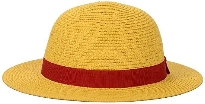 Straw Hat One Piece Luffy Hat