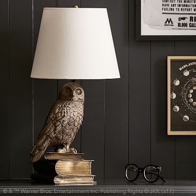 Hedwig Lamp from PB Teen  (179.00) This could possibly be a great statement piece in our romantic / minimalist home.