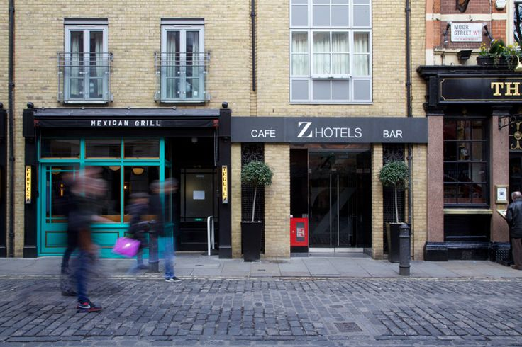 Z Hotels in Soho London. Try booking.com