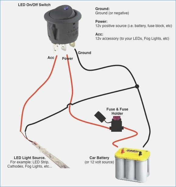 Toggle Switch Wiring Diagram 12v New Funnycleanjokes Info On 12 Volt Toggle Switch Wiring Diagra Light Switch Wiring Car Battery Trailer Wiring Diagram