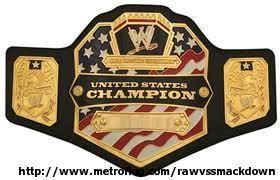 EL CINTURON DE LOS ESTADOS UNIDOS DE WWE - JOHN CEN@ THE MARINE