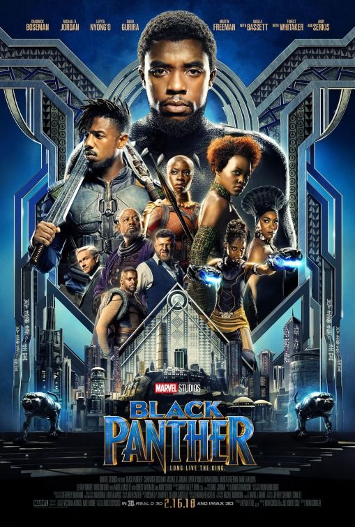 Click to View Extra Large Poster Image for Black Panther