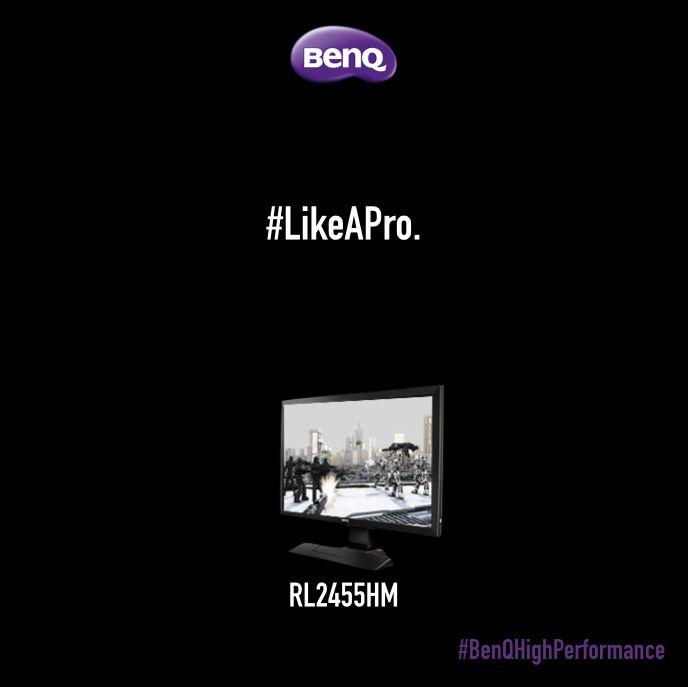 Playing #LikeAPro.