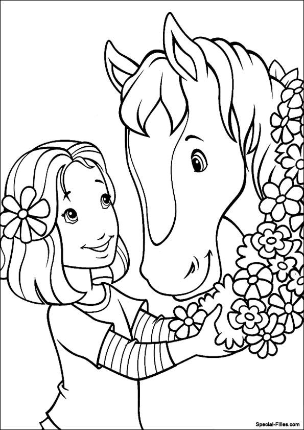 Holly Hobbie Horse, page 4 of 16 on HugoLescargot.com