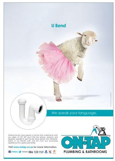 We speak your language. The U-Bend! #plumbing #infographic #jargon #Ubend #plumbingtools #accessories #tips #tricks #funny #Home #DIY #information #graphic #sheep