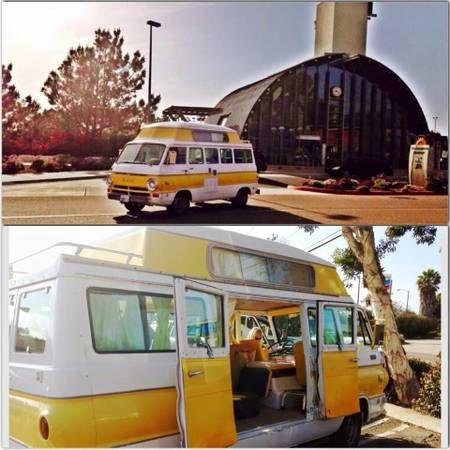 1969 Dodge Camper Van – $3500 OBO