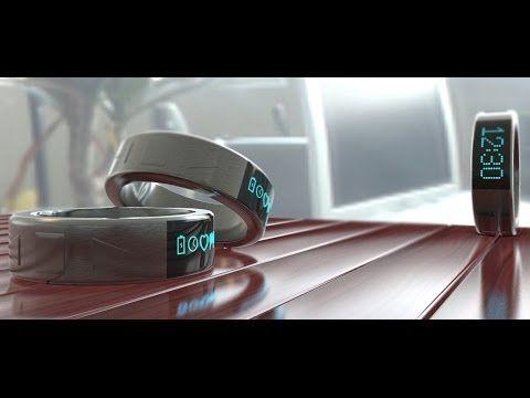Après les montres et les lunettes connectées, découvrez la bague connectée ! http://sco.lt/6zn6X3