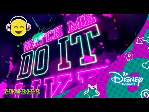 ZOMBIES: Videoclip - BAMM (Lyric Version) | Disney Channel Oficial