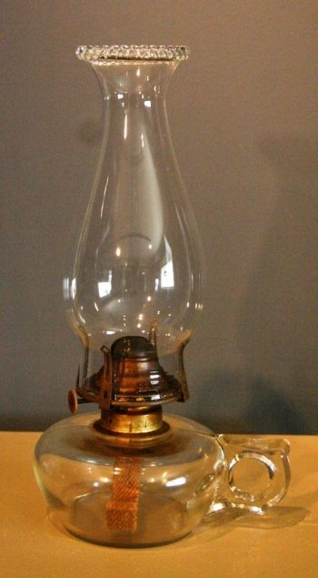 Oil Lamp I have this one...